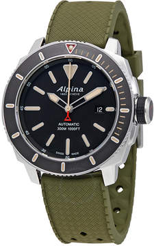 Alpina Seastrong Diver 300 Automatic Men's Watch 525LGG4V6