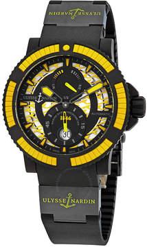 Ulysse Nardin Diver Black Sea Automatic Black Dial Men's Watch