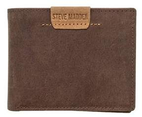 Steve Madden Men's Dakota Stitch Passcase.