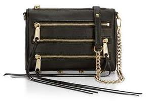 Rebecca Minkoff Mini 5 Zip Crossbody - ONE COLOR - STYLE