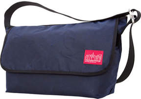 Manhattan Portage Waxed Vintage Messenger Bag (Large) Nylon Lining