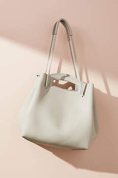 Anthropologie Greyson Bucket Tote Bag