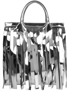 MM6 MAISON MARGIELA Mirrored Large Tote Bag