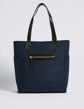 Marks and Spencer Zipped Tote Bag with StormwearTM