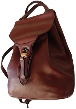 Delvaux Other Leather Backpacks