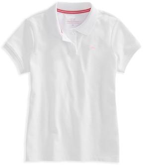 Vineyard Vines Girls' Polo Shirt - Little Kid