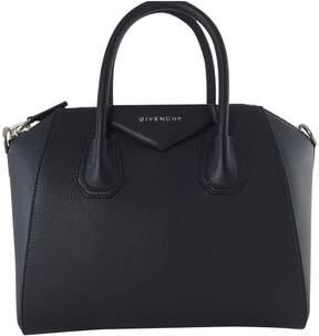 Givenchy Antigona Black Leather Handbag