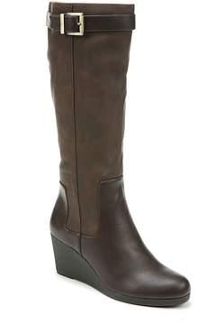 LifeStride Navia Women's Wedge Knee High Boots