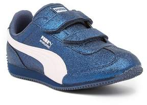 Puma Whirlwind Glitz V Sneaker (Toddler & Little Kid)