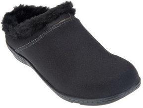 Aetrex Women's Blackberry Furry Clog