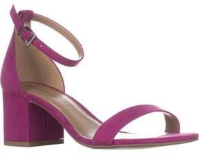 Call it SPRING Stangarone Ankle Strap Sandals, Fushia.