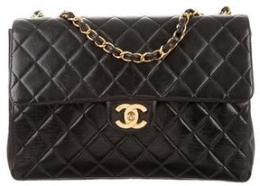 Chanel Classic Single Jumbo Flap Bag