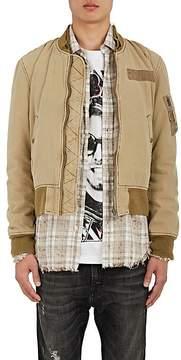R 13 Men's Insulated Cotton Flight Jacket