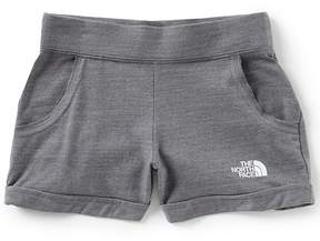 The North Face Little/Big Girls 5-18 Tri-Blend Shorts
