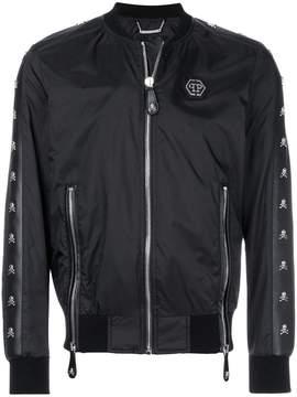 Philipp Plein Asier bomber jacket