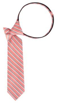 Lord & Taylor Bowery Striped Silk-Blend Tie