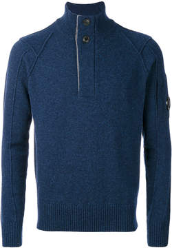 C.P. Company turtle neck jumper