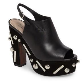 Donald J Pliner Women's Nora Sitcks & Studs Platform Sandal