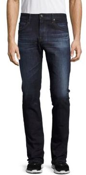 AG Adriano Goldschmied Five-Pocket Jeans