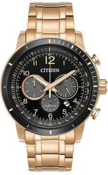 Citizen Eco-Drive Men's Brycen Stainless Steel Watch - CA4359-55E