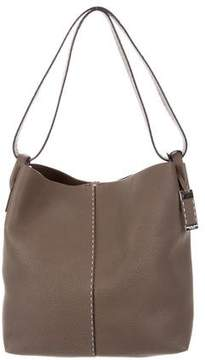 Michael Kors Grained Leather Shoulder Bag
