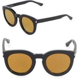 Saint Laurent 47MM Oversized Sunglasses