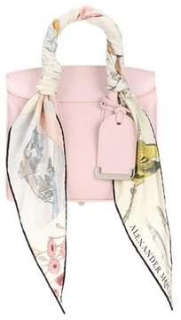 Alexander McQueen Heroine 21 leather crossbody bag