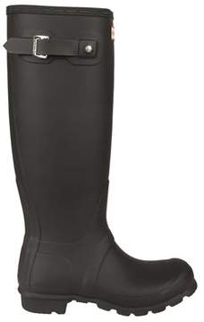 Hunter Women's Black Rubber Boots.