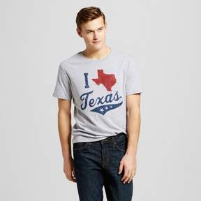 Awake Men's Texas Proud T-Shirt - Heather Gray