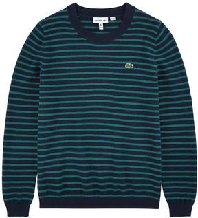 Lacoste Wool blend sweater