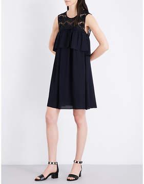 Claudie Pierlot Richie lace dress