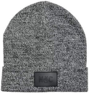 H&M Fine-knit hat - Black