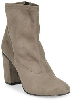 Kenneth Cole Reaction Time For Fun Suede Booties