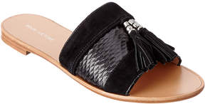 Pour La Victoire Lakess Leather Sandal