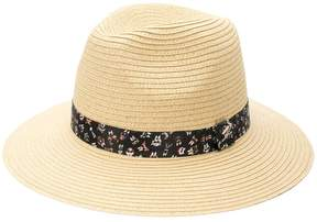 Karl Lagerfeld Yoni Alter straw hat