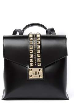 Mario Valentino Valentino By Olivier Leather Backpack