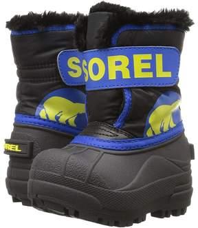 Sorel Snow Commander Boys Shoes