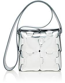 Paco Rabanne Women's 16#01 Puzzle Camera Bag-Silver