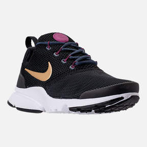 Nike Girls' Grade School Presto Fly Casual Shoes