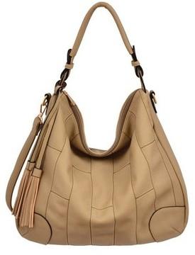 Mellow World Women's Krista Patterened Hobo Handbag