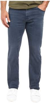 AG Adriano Goldschmied Matchbox Slim Straight Jeans in 2 Years Blue Ridge Men's Jeans