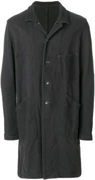 The Viridi-anne soft long sleeved coat