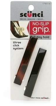 Scunci No-Slip Grip Barrettes