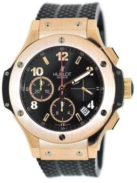 Hublot Big Bang 341.PX.130.RX 18K Rose Gold & Rubber Automatic 41mm Mens Watch