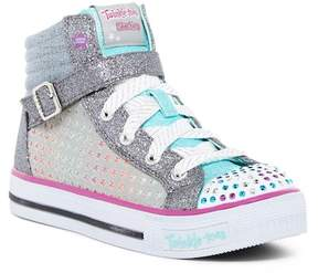 Skechers Shuffles Star Steps Hi-Top Sneaker (Little Kid & Big Kid)
