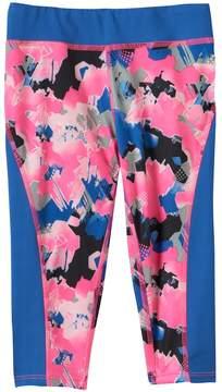 Puma Girls 4-6x Printed Capri Leggings