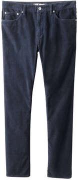 Joe Fresh Men's Cord Pant, JF Midnight Blue (Size 32)