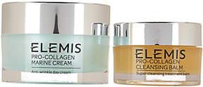 Elemis Pro-Collagen Marine Cream & Travel Size Cleansing Balm