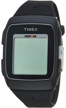 Timex Ironman GPS Silicone Strap Watches