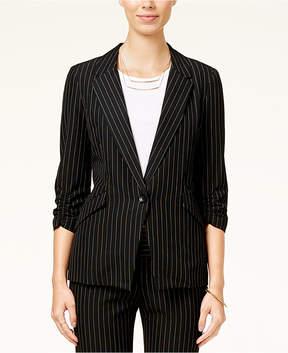 BCX Juniors' Striped Jacket